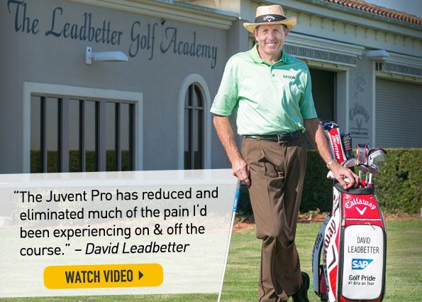 David Leadbetter for Juvent
