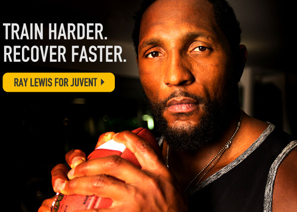 Ray Lewis For Juvent