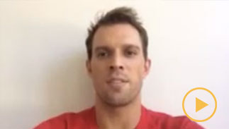 Watch Video of Mike Bryan for Juvent