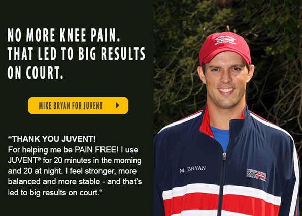 Mike Bryan For Juvent