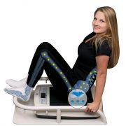 Anika on Small 1000N Work Out station SPINE