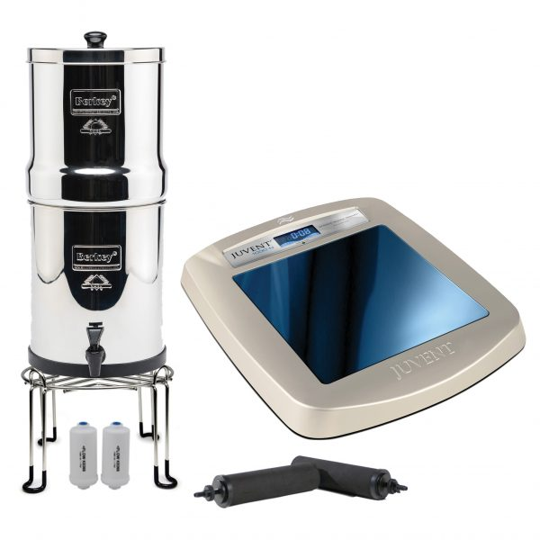 Juvent Micro Impact Platform And Berkey Water System