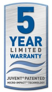 juvent-5-year-warranty