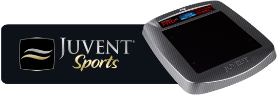 Juvent Health Logo and Device